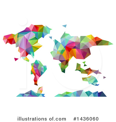 Royalty-Free (RF) Map Clipart Illustration by BNP Design Studio - Stock Sample #1436060