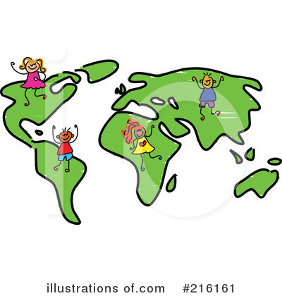 Map Clipart #216161 by Prawny