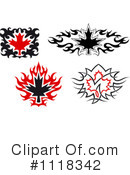 Maple Leaf Clipart #1118342 by Vector Tradition SM