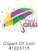 Mardi Gras Clipart #1223715 by Pushkin