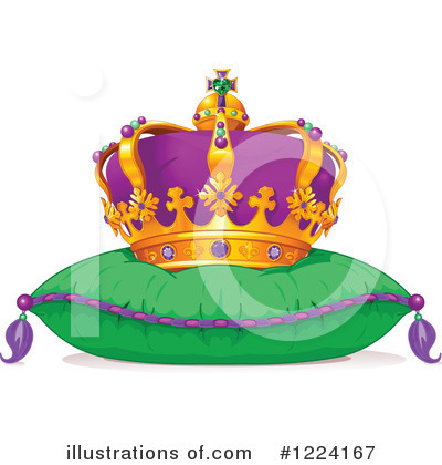 Mardi Gras Clipart #1224167 by Pushkin