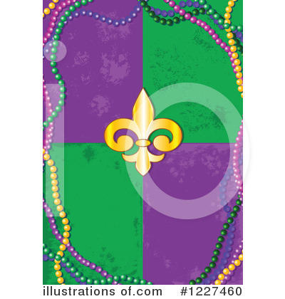 Mardi Gras Clipart #1227460 by Pushkin