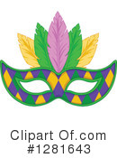Royalty-Free (RF) Mardi Gras Clipart Illustration #1281643