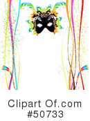 Mardi Gras Clipart #50733 by MacX