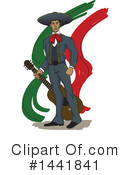 Mariachi Clipart #1441841 by David Rey
