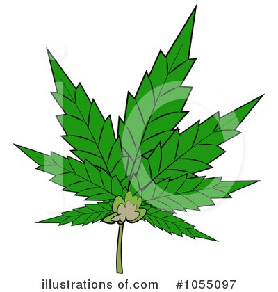 Marijuana Clipart #1055097 by djart