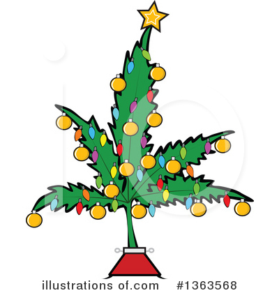 Marijuana Clipart #1363568 by djart