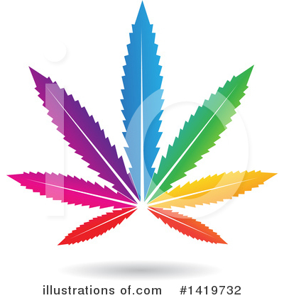 Marijuana Clipart #1419732 by cidepix