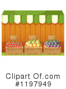 Market Clipart #1197949 by Graphics RF