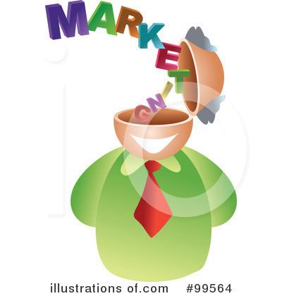 Marketing Clipart #99564 - Illustration by Prawny
