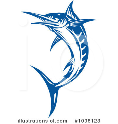 Fishing Clipart #1096123 by Vector Tradition SM