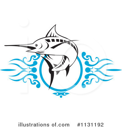 Marlin Clipart #1131192 by patrimonio