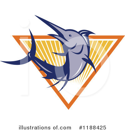 Marlin Clipart #1188425 by patrimonio