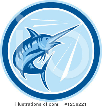 Fish Clipart #1258221 by patrimonio