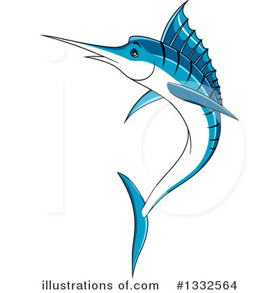 Fishing Clipart #1332564 by Vector Tradition SM