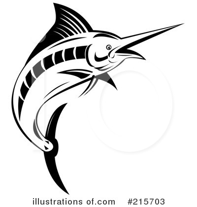 Marlin Clipart #215703 by patrimonio