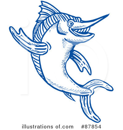 Marlin Clipart #87854 by patrimonio
