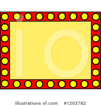Marquee Clipart #1203782 by LaffToon | Royalty-Free (RF) Stock ...
