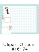 Royalty-Free (RF) Marriage Clipart Illustration #16174
