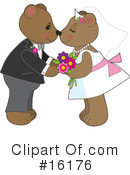 Royalty-Free (RF) marriage Clipart Illustration #16176
