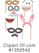 Mask Clipart #1352542 by BNP Design Studio