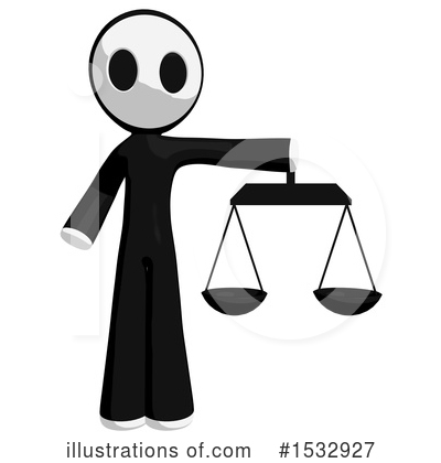 Royalty-Free (RF) Maskman Clipart Illustration by Leo Blanchette - Stock Sample #1532927