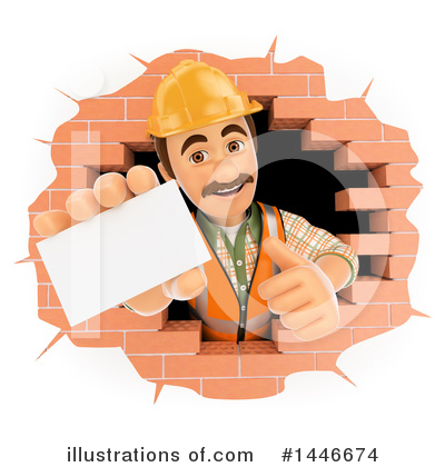 Business Card Clipart #1446674 by Texelart