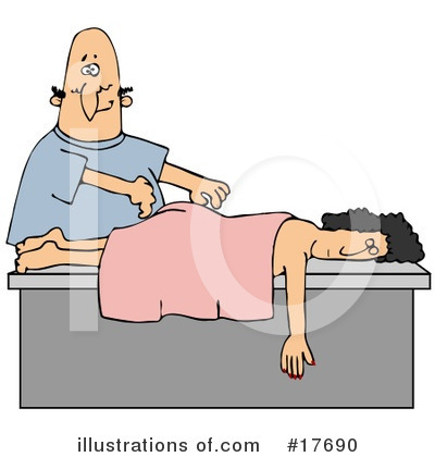 Massage Clipart #17690 by djart