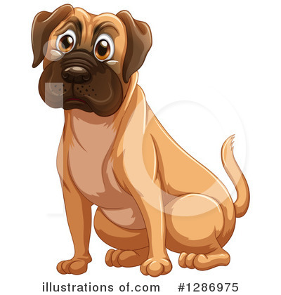 Dog Clipart #1286975 by Graphics RF