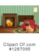 Mastiff Clipart #1287095 by Graphics RF