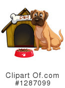 Mastiff Clipart #1287099 by Graphics RF