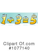 Royalty-Free (RF) Math Clipart Illustration #1077140