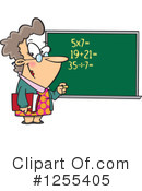 Royalty-Free (RF) Math Clipart Illustration #1255405