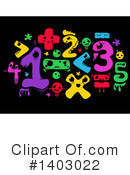 Math Clipart #1403022 by BNP Design Studio