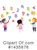 Math Clipart #1435878 by BNP Design Studio