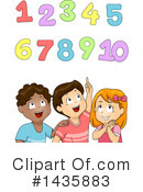 Royalty-Free (RF) Math Clipart Illustration #1435883