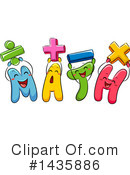 Math Clipart #1435886 by BNP Design Studio