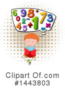Royalty-Free (RF) Math Clipart Illustration #1443803