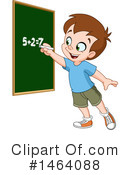 Royalty-Free (RF) Math Clipart Illustration #1464088