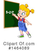 Royalty-Free (RF) Math Clipart Illustration #1464089