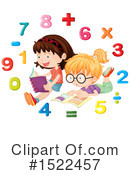 Royalty-Free (RF) Math Clipart Illustration #1522457