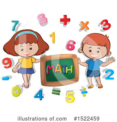 Numbers Clipart #1522459 by Graphics RF