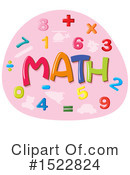 Royalty-Free (RF) Math Clipart Illustration #1522824