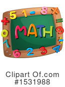 Math Clipart #1531988 by Graphics RF