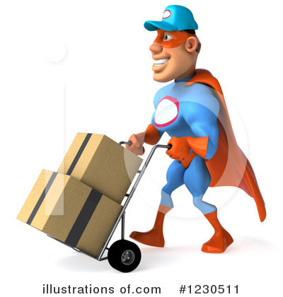 Super Mechanic Clipart #1230511 by Julos