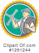 Mechanic Clipart #1261244 by patrimonio