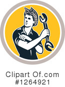 Mechanic Clipart #1264921 by patrimonio