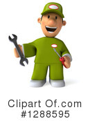 Mechanic Clipart #1288595 by Julos