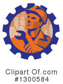 Mechanic Clipart #1300584