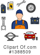 Mechanic Clipart #1388509